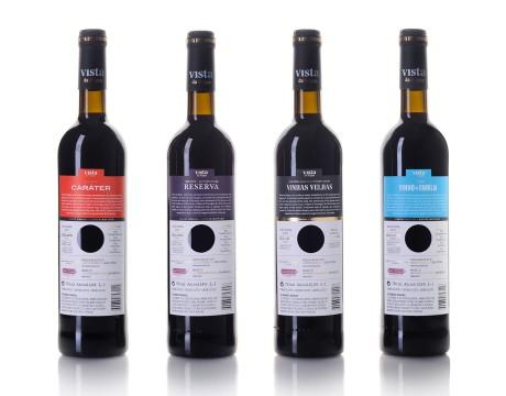 Vista da Regua 为美国市场创建一个葡萄酒品牌