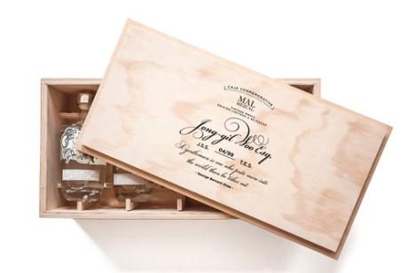 玛梅斯卡尔(Mal Mezcal)龙舌兰酒包装设计