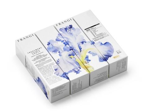 Frangii产品包装设计 每一面你都很美