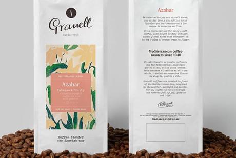 Granell 咖啡包装设计