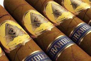 君力雪茄包装设计丨信仰的力量