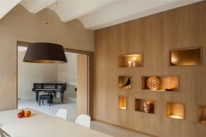 如何对公寓稍加改动,就让它更加灵动有趣?