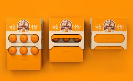褚橙包装设计丨人生总有起落 精神终可传承