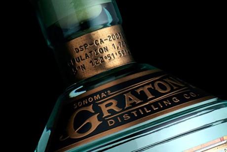杜松子酒包装设计