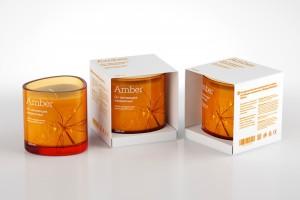 俄罗斯Amber天然驱蚊剂包装设计