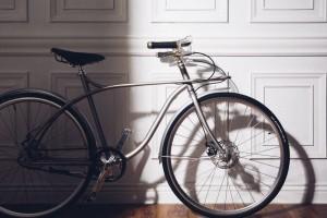 自行车中的豪车精品脚踏车YEE by kopus&gochic