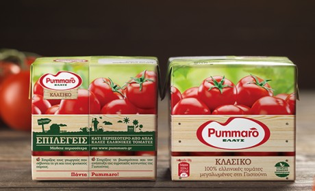 PUMMARO番茄酱包装设计