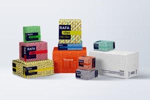 RAFA 办公用品包装设计