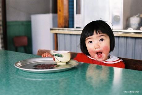 高原红小女孩很火,这位日本摄影师又拍了台湾的普通人