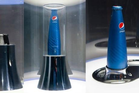 KARIM和百事推出的Prestige Bottles系列铝制可乐瓶