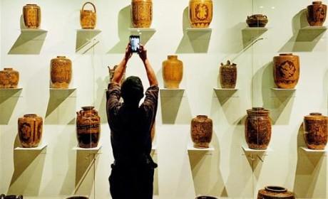 艺术家呼吁保护本土陶艺