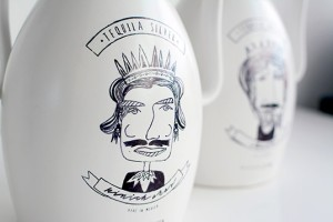 "Hannah 酒包装设计Hart 学生作品-融入""宗教信仰""的墨西哥龙舌兰酒"