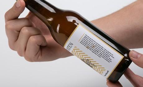 Thor Straten啤酒包装设计