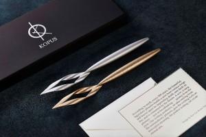 台湾设计品牌KOPUS拆信刀包装设计FENIX PEN