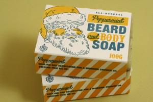 PORT HOPE PRESS SOAP 凸版印刷香皂包装设计