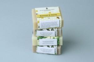 诺森伯兰郡(NORTHUMBERLAND)手工皂包装设计