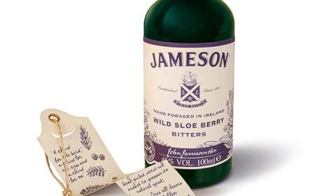 Jameson Bitters 乍一看以为是精油的苦酒包装设计