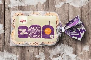 Pågen Bakery面包包装设计