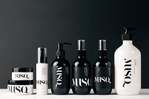 澳大利亚MUSQ品牌天然化妆品及护肤品系列包装设计