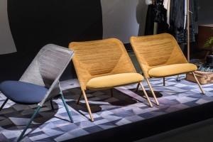 3D 针织折叠椅,可能是节省空间最优雅的解决方案