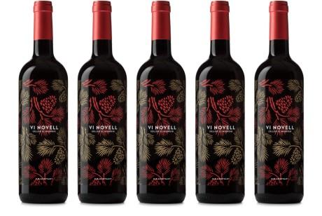 Vi Novell葡萄酒包装设计