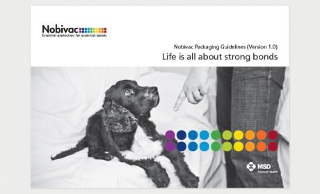 Nobivac动物疫苗药品包装设计