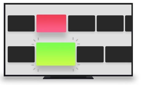 电视盒子大屏UI设计需要了解哪些基本规则