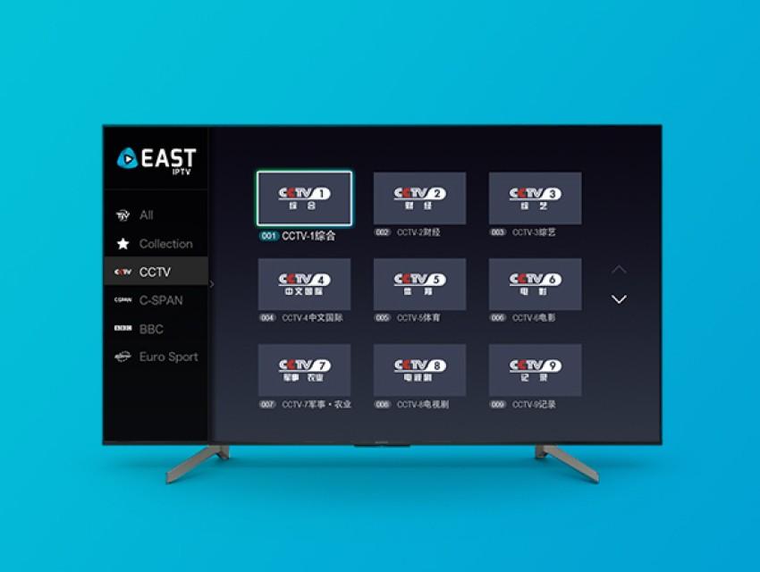 EAST IPTV