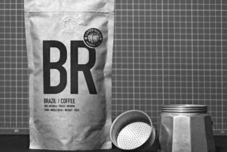 Guilis品牌咖啡包装设计