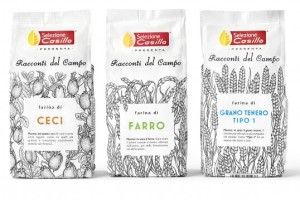 Racconti del Campo谷物粮食包装设计