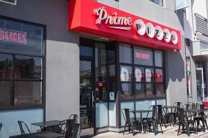 洛杉矶知名披萨店 Prime Pizza 品牌形象设计