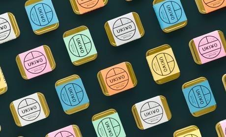 UKIYO品牌抹茶包装设计