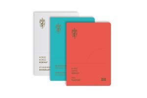 将北欧设计进行到底,挪威的新护照美呆了