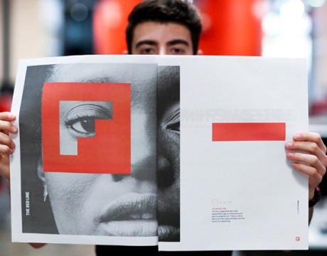 社交新闻杂志Flipboard启用新LOGO设计