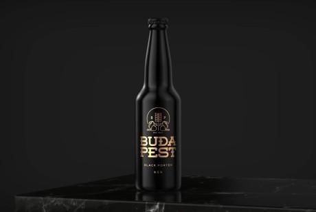 Budapest啤酒包装设计