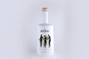 The Moirai橄榄油包装设计