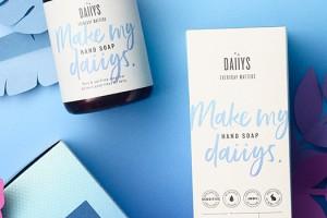 Daiiys品牌化妆品包装设计