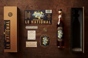 瑞典Gronstedts酒2017限量版包装设计欣赏