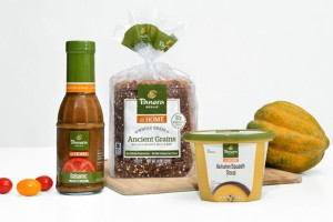 Panera烘焙食品品牌家庭装包装设计