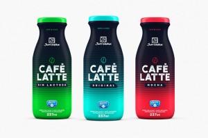 胡安帝滋(Juan Valdez)拿铁咖啡包装设计
