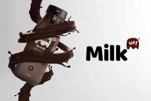 MilkUp!牛奶品牌包装设计
