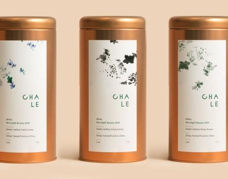 加拿大Cha Le茶叶包装设计