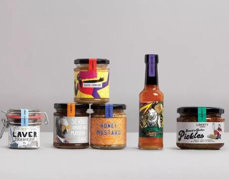 食品包装设计需要满足三种特性