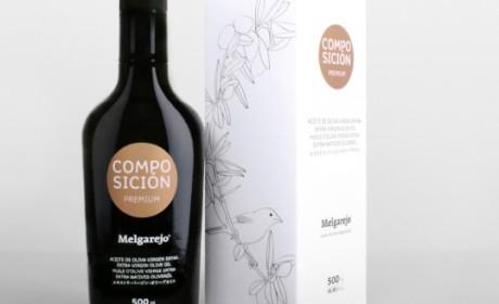 Melgarejo橄榄油包装设计欣赏