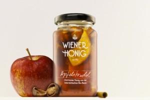 Wiener Honig蜂蜜包装设计