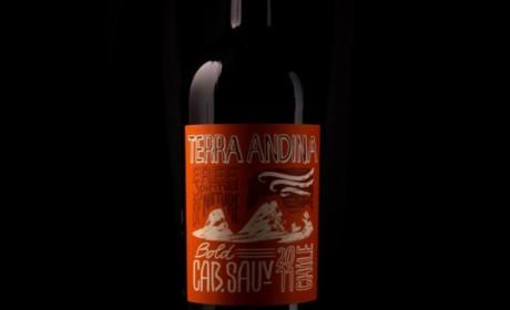 Terra Andina葡萄酒包装设计