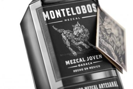 Montelobos Mezcal龙舌兰酒包装设计
