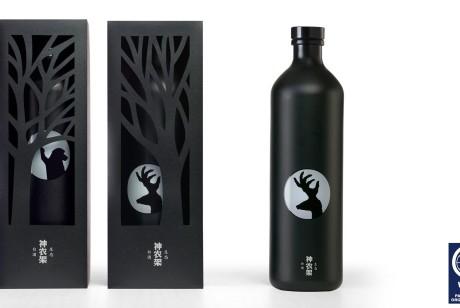 神农架生态中国白酒包装设计