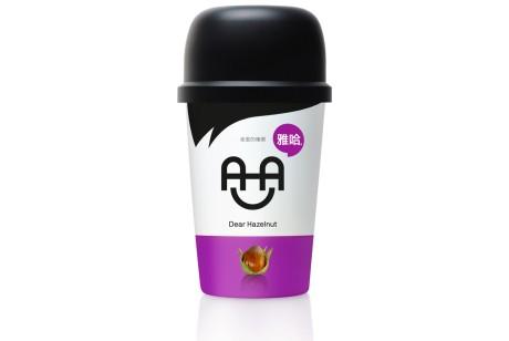 雅哈咖啡包装设计