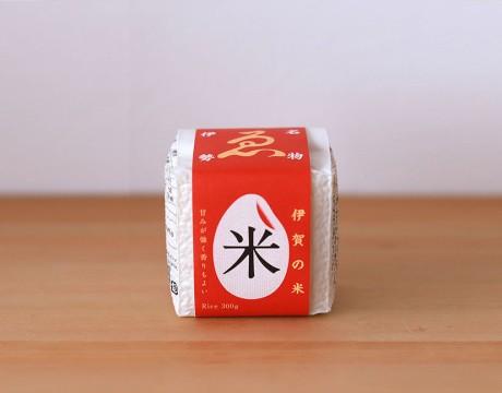 伊贺名物伊贺の米包装设计